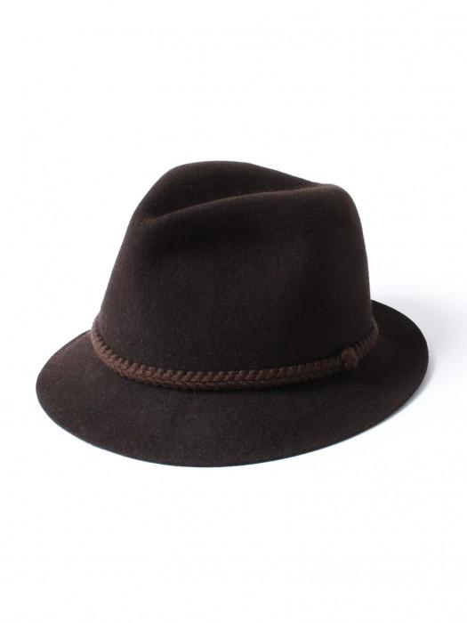 bab5baedfc2f1 nonnative » HUNTER HAT – RABBIT FUR FELT