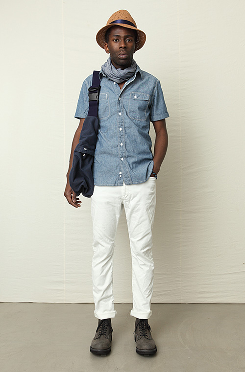 "nonnative Fall/Winter 2010 ""Yeti Hunting Club"" Collection ..."